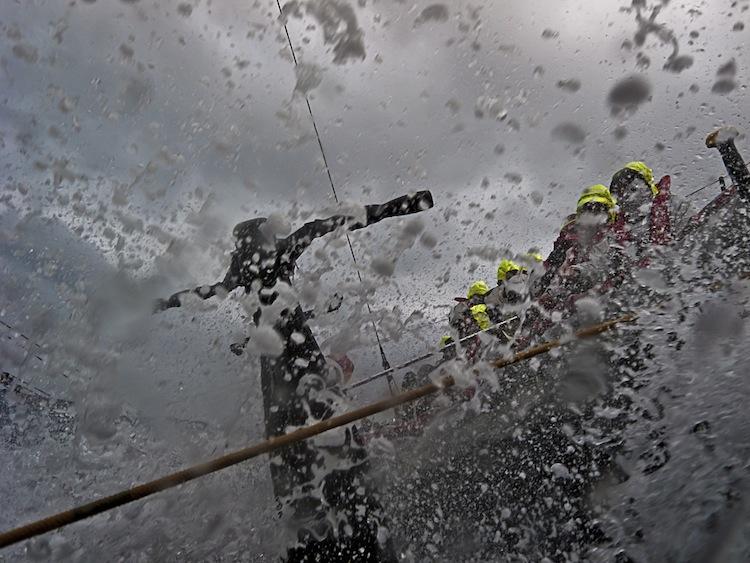 In Situ – Fastnet Race