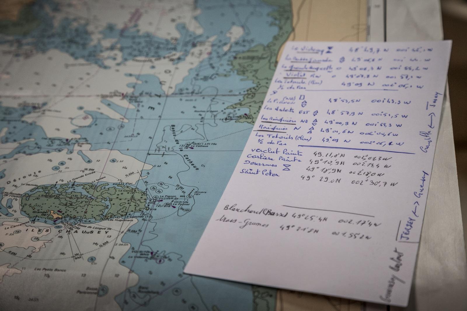 Tour des Ports de la Manche 2014