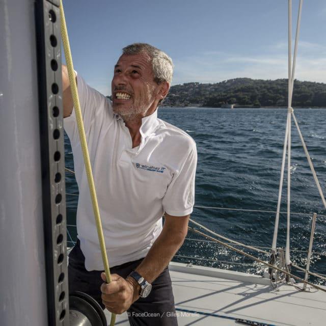 La Route du Rhum de Sébastien Destremau