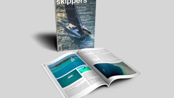 Skippers #71 – avril 2019 – Tahiti et ses îles